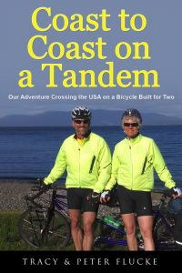 Coast to Coast on a Tandem book