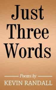 Just Three Words book