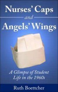 Nurses Caps and Angels Wings book