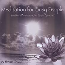 Meditation for Busy People CD Bonnie Groessl