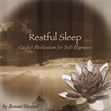 Restful Sleep Adio CD Bonnie Groessl