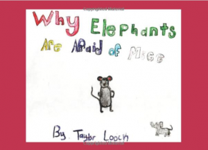 book cover Why Elephants Are Afraid of Mice